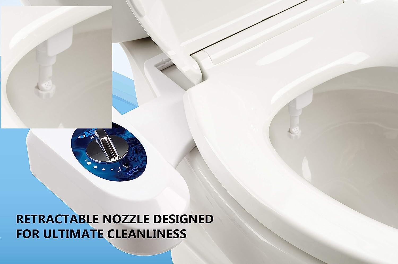 Astor Bidet Fresh Water Spray Non Electric Mechanical Bidet Toilet