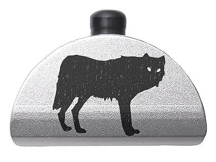 Amazon.com : for Glock Gen 1-3 Grip Frame Slug Plug AL1 Silver NDZ ...