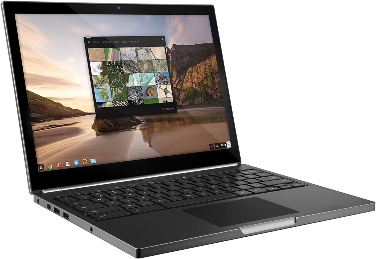 "Super Google Chromebook Pixel 2013 (4G LTE) Touch Screen 12.85"" 2560x1700 3:2 LCD i5-3427U 4GB DDR3 64GB SSD 3.4lbs Ultraportable"