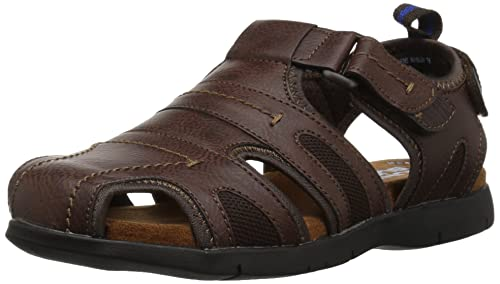Nunn Bush Men's Rio Grande Closed Toe Fisherman Sandal
