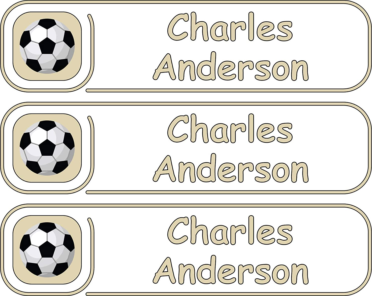 High Quality Custom Name Labels Daycare Labels Multiple Colors And Sizes Premium Waterproof Custom Name Label For Bottles Camp Labels Microwave And Dishwasher Safe Personalized Labels