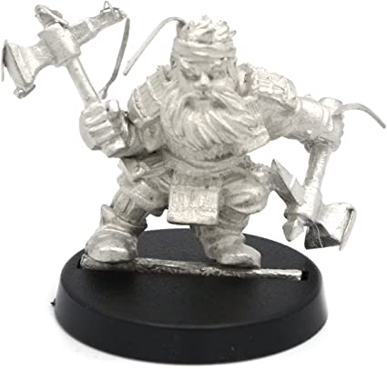 Made in USA Stonehaven Miniatures for 28mm Scale Table Top War Games Stonehaven Dwarf Boy Miniature Figure