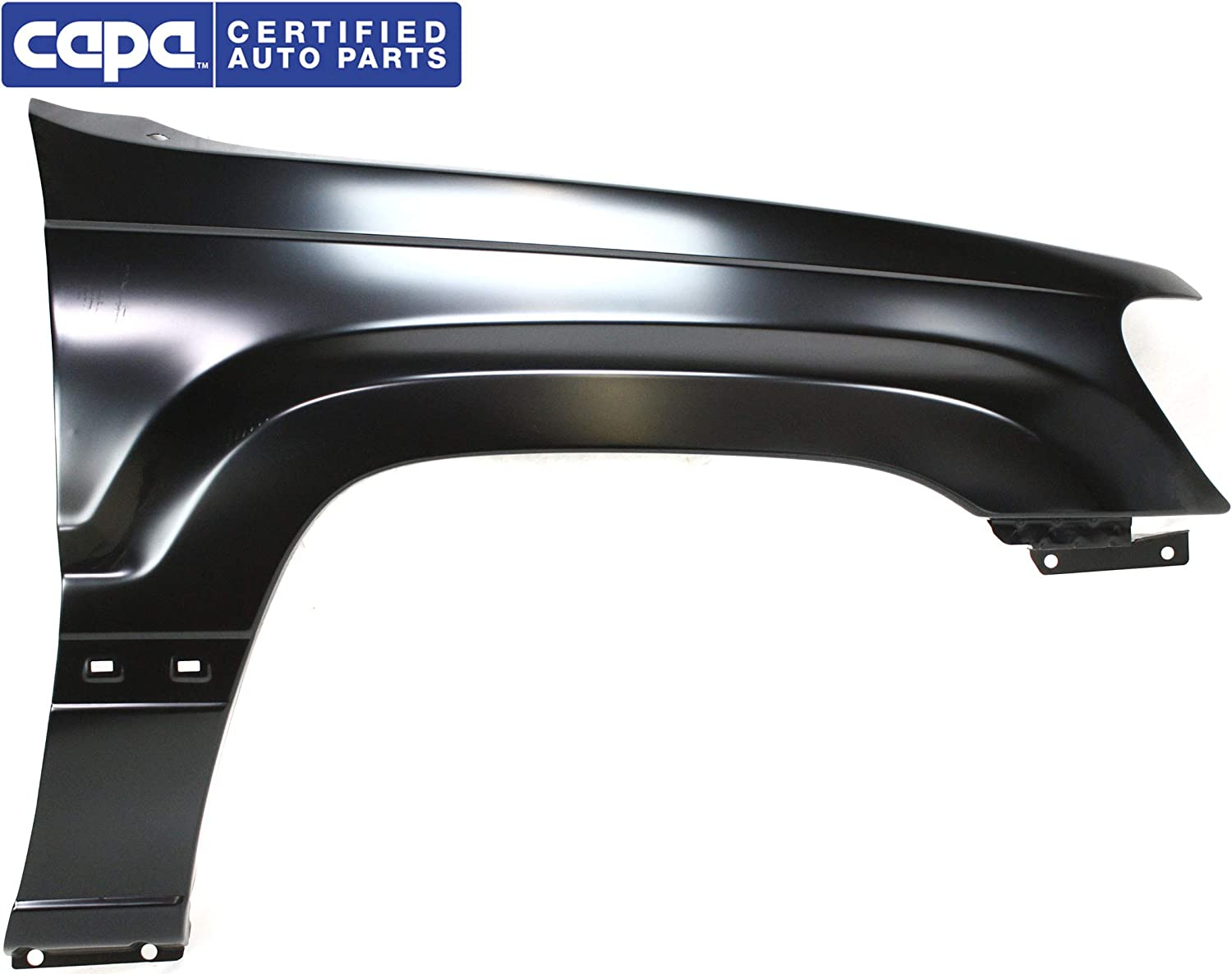 New Front Passenger Side Fender For Jeep Grand Cherokee 1999-2004 CH1241211