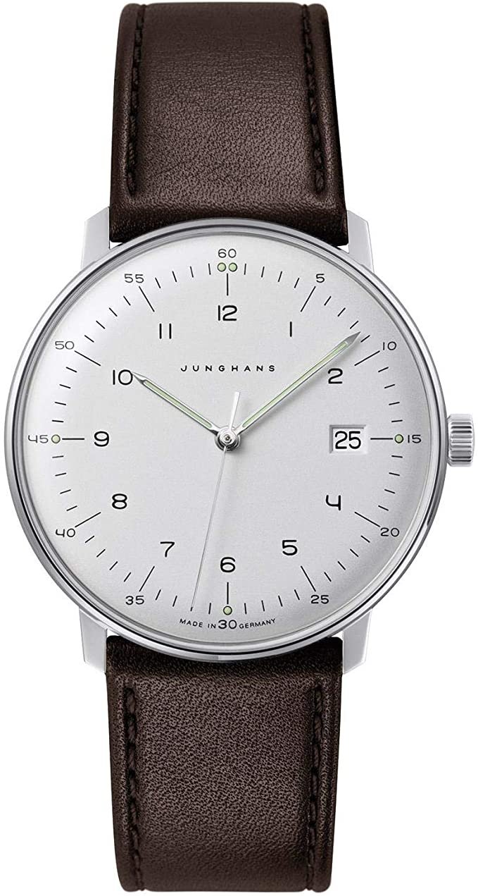 Junghans Max Bill Stainless Steel Watch