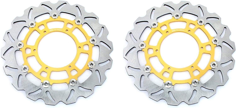 TARAZON 1 paire de disques de frein avant pour F700GS 2013 2014 F800GS 2009-2014 F 800 GS ADVENTURE/2013 2014