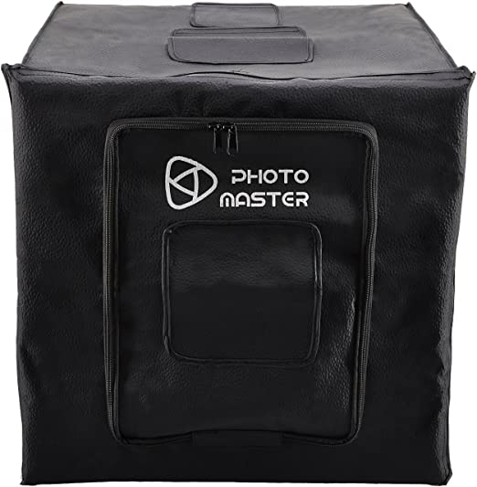 Photo Master Caja de Luz Fotografía Estudio 40 x 40 x 40cm (16 ...