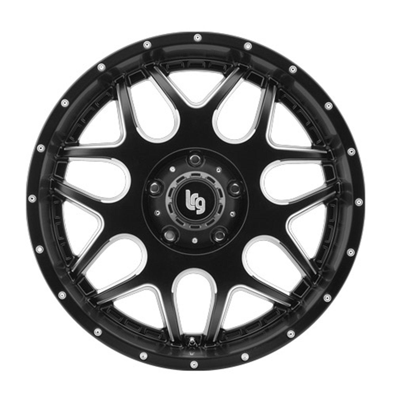 Re Chrome Rims >> Amazon Com Lrg Rims Lrg104 Splits Wheel With Chrome Finish