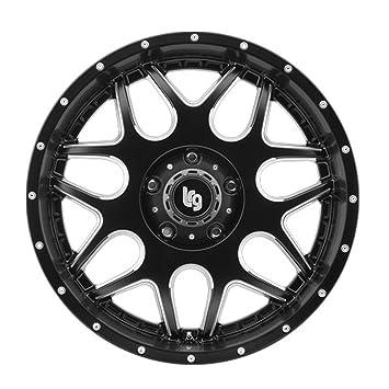 Re Chrome Rims >> Amazon Com Lrg Rims Lrg104 Splits Wheel With Chrome Finish 20x9