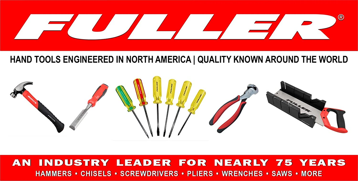 Fuller Tool 997-7030 10Piece Hand Tool Set Complete with Leather Tool Belt
