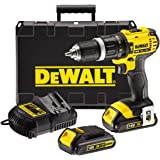 18V Lithium-Ion 2-Speed Combi Drill Complete with Batteries