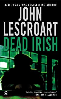 Dead Irish Dismas Hardy Paperback