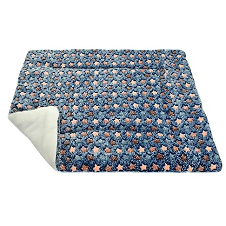 Amazon.com : quynhchi store Winter Dog Bed Blanket Soft ...