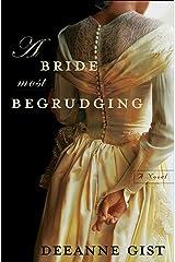 A Bride Most Begrudging Kindle Edition
