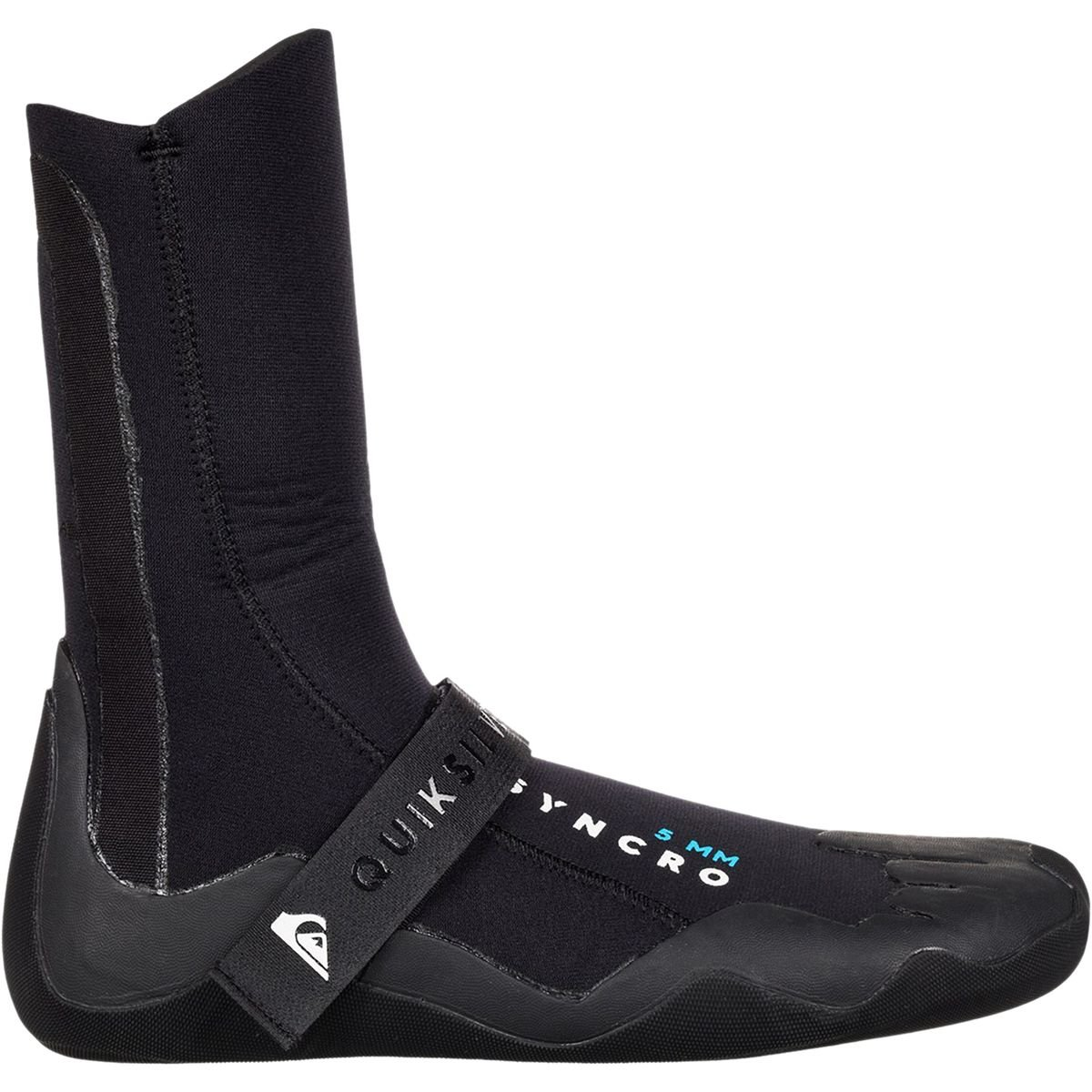 Quiksilver 5mm Syncro Men's Watersports Boots - Black / 9
