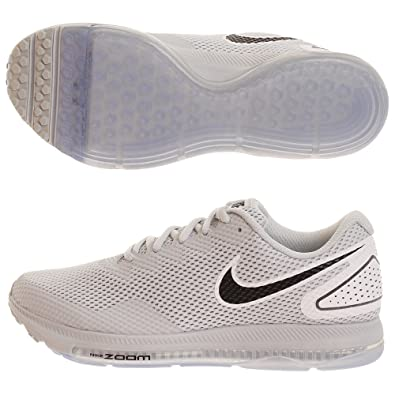 quality design c1050 e1f52 Nike Herren Zoom All Out Low 2 Laufschuhe Mehrfarbig (Pure  Platinum/Black/White