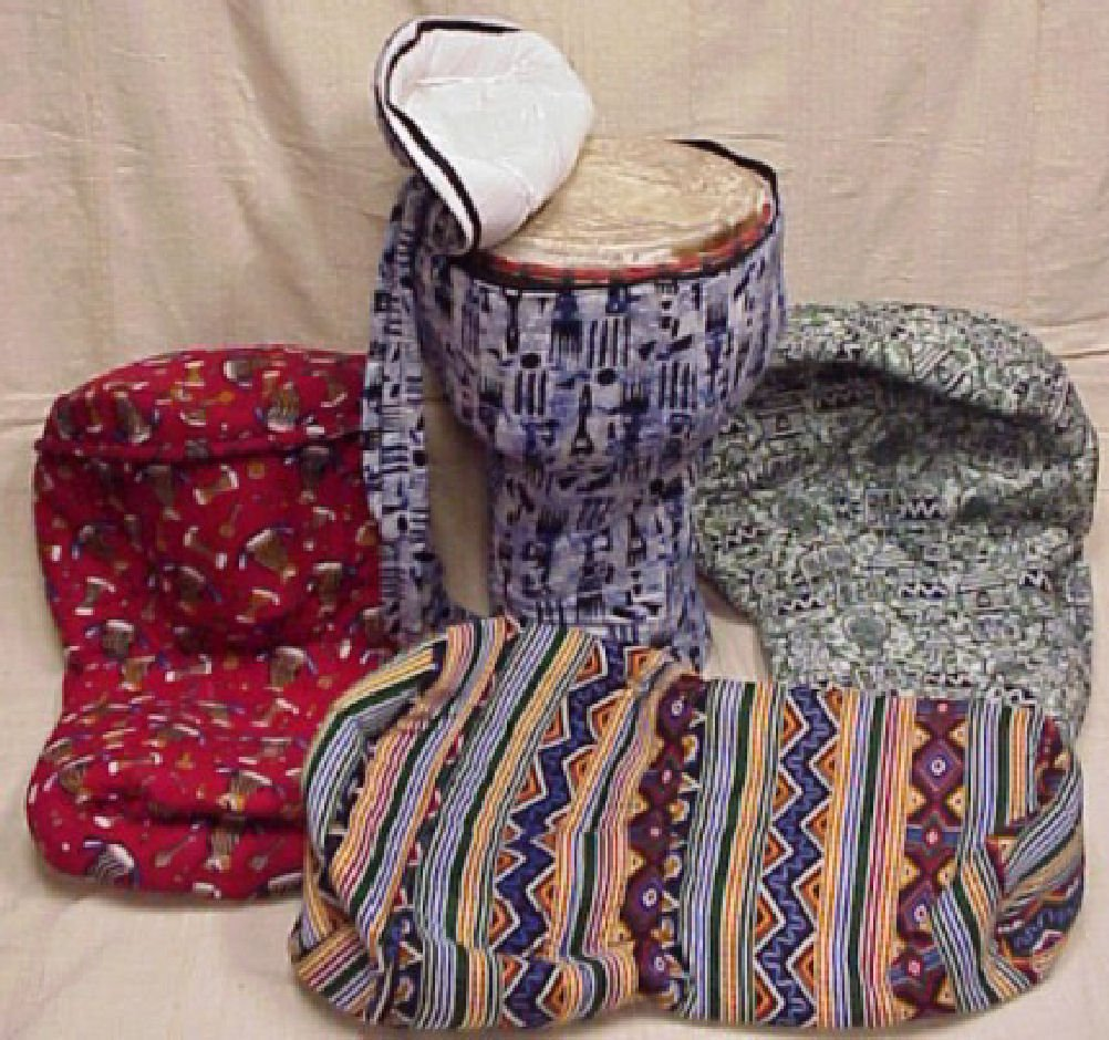 Hand Sewn Djembe Drum Bag by African Music (Image #2)
