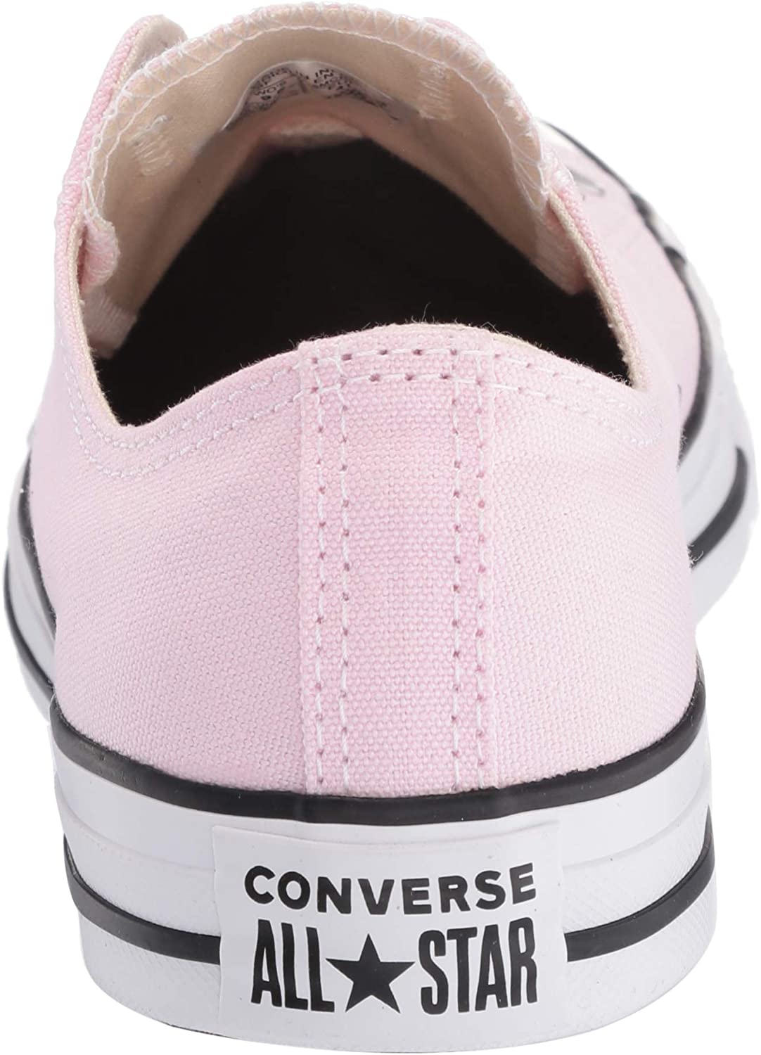 Converse Chuck Taylor All Star Ox, Baskets Mixte Mousse Rose
