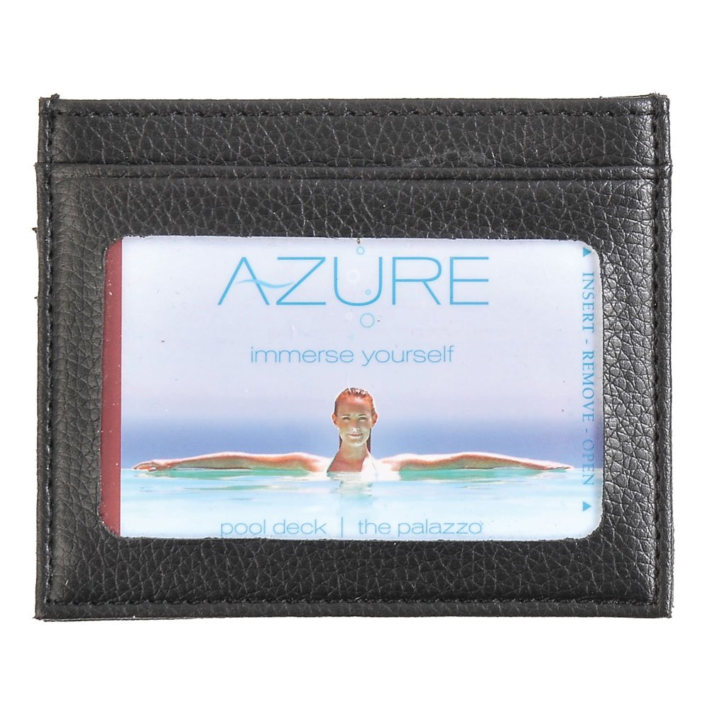 NuFazes Convenient 4 x 3 Simulated Leather Coin Pouch