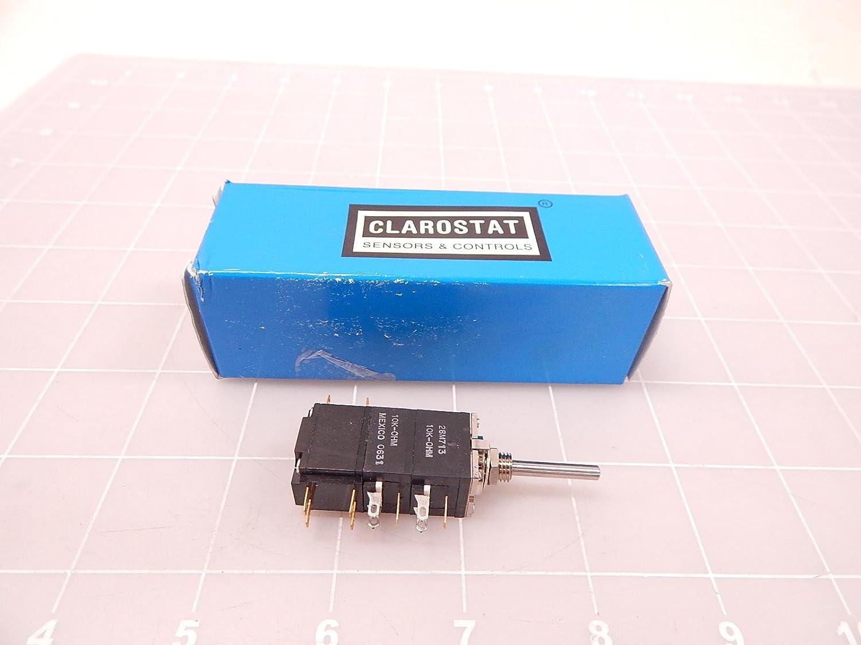 Clarostat 28m713 4059247 1 Potentiometer T79301 Wiring Industrial Scientific