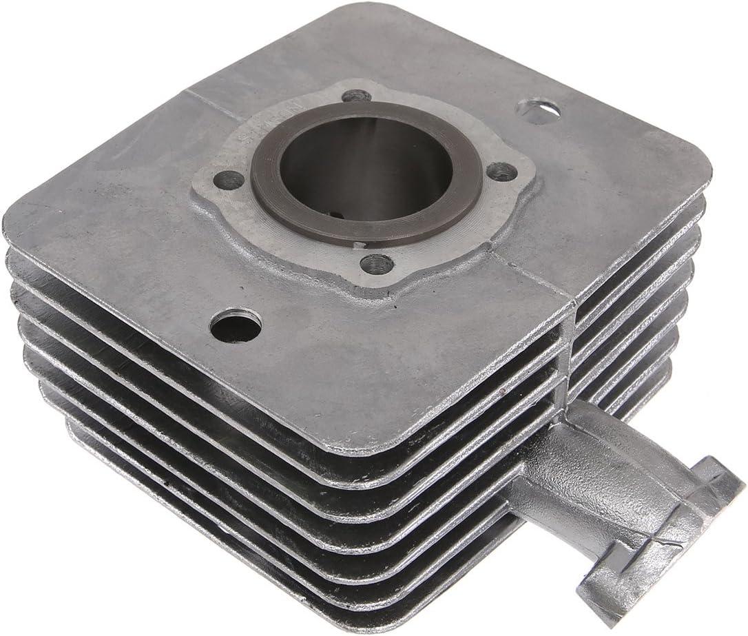 50ccm mit Kolben f/ür S50 SET Zylinder kpl im Einzelkarton /Ø40mm