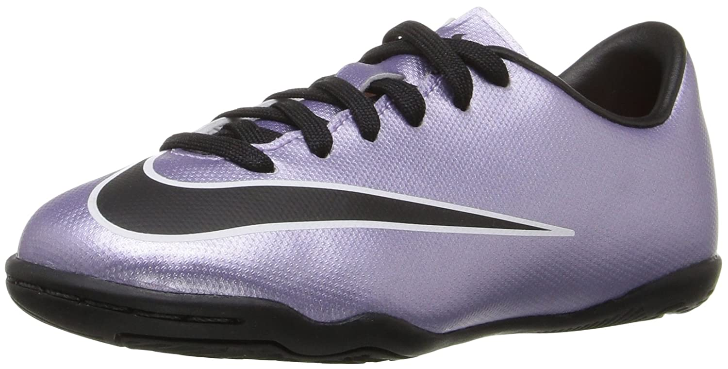 NIKE Men's Mercurial Victory V IC Soccer Shoe Cleat B00YQ46ROO 5Y|Urban Lilac