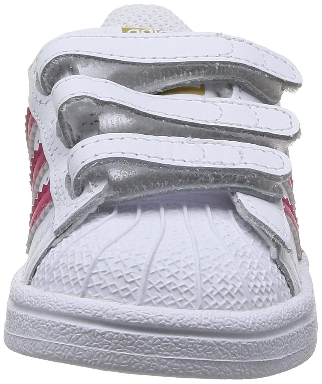 scarpe adidas superstar strappi