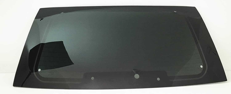 NAGD Compatible with 2005-2010 Kia Sportage Rear Window Back Tailgate Glass Heated