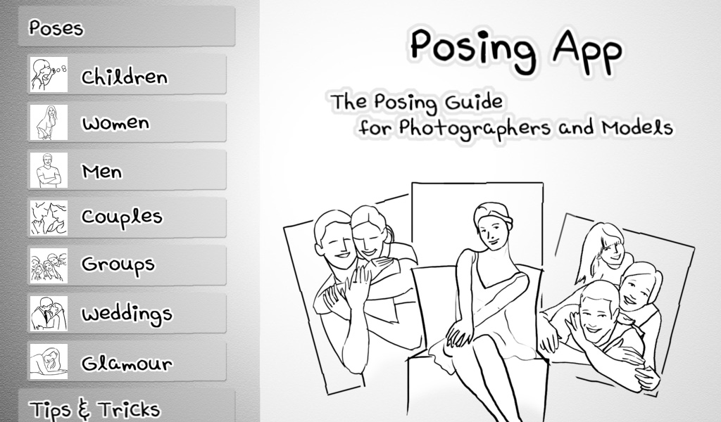 Posing App: Amazon ca: Appstore for Android