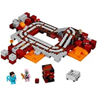 LEGO Minecraft The Nether Railway (21130)