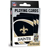 Deals on MasterPieces NFL New Orleans Saints Playing Cards