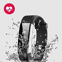 Winisok Fitness Armband Herzfrequenz Aktivität Armband Fitness Tracker Smart Armband