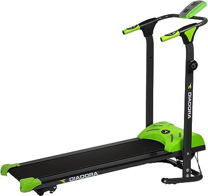 Diadora Fitness Evo - Cinta de correr magnética: Amazon.es ...
