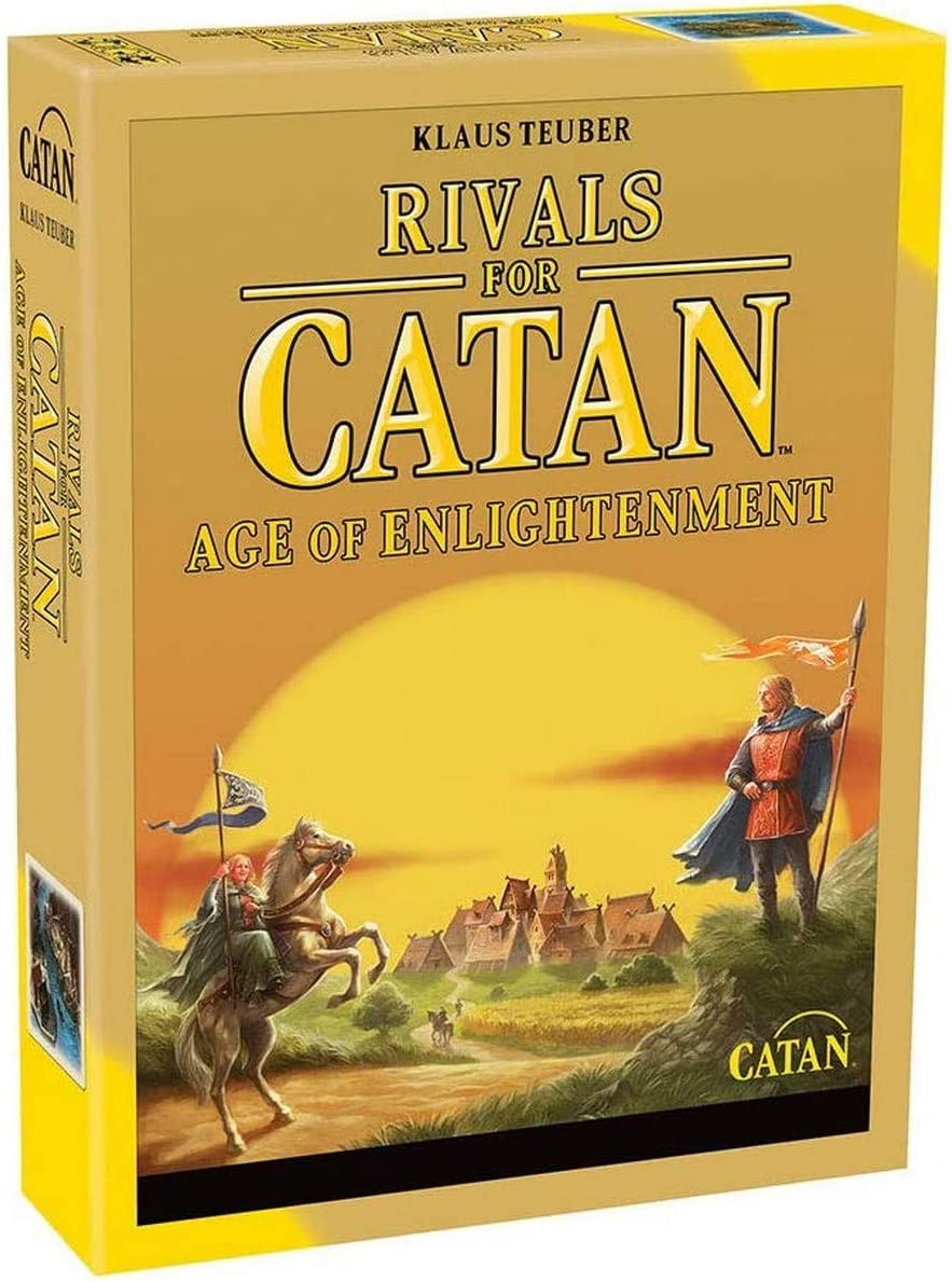 Catan Studios CN3136 Rivals para Catan: Age of Enlightenment Expansion, varios colores , color/modelo surtido: Amazon.es: Juguetes y juegos