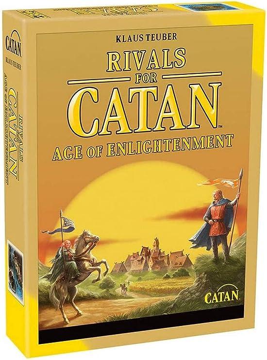 Catan Studios CN3136 Rivals para Catan: Age of Enlightenment Expansion, varios colores , color/modelo surtido: Amazon.es: Juguetes y juegos