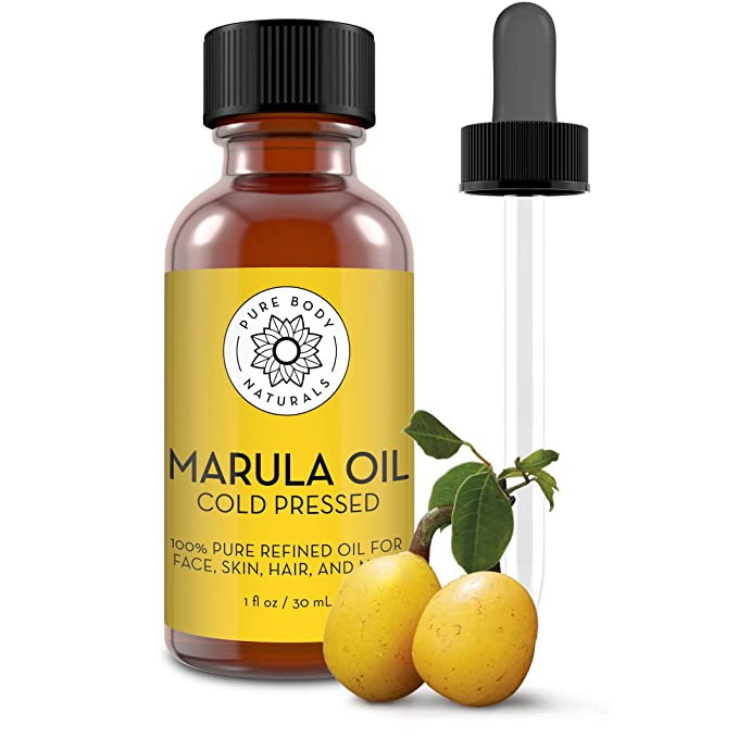 Pure Body Naturals Marula Facial Oil