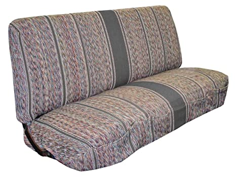 Incredible Full Size Truck Bench Seat Covers Fits Chevrolet Dodge And Ford Trucks Gray Ocoug Best Dining Table And Chair Ideas Images Ocougorg