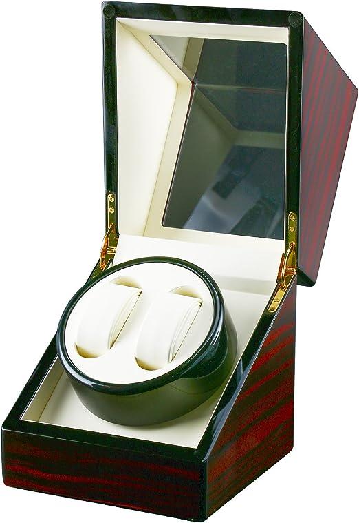 Amazon.com: Homend Lujo 2 + 0 Dual Watch Winder para relojes ...