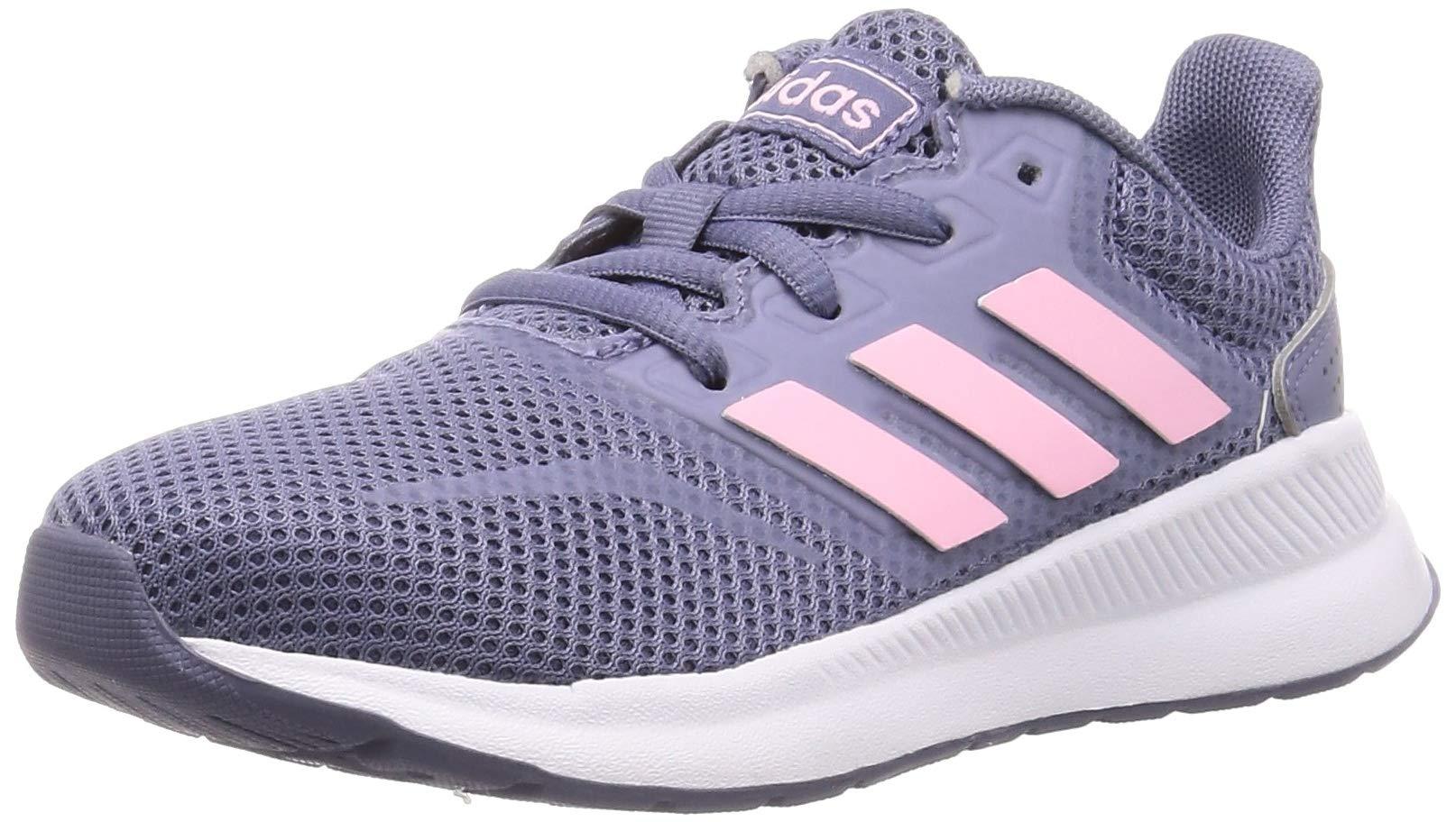 adidas Girls' Runfalcon K Trail Running Shoes