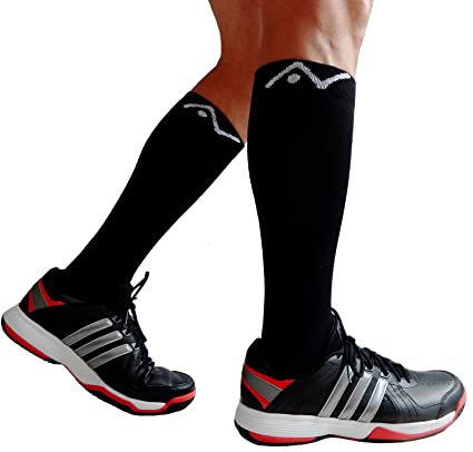 Performance Compression Socks for Women and Men by A-Swift