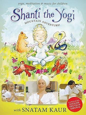 Shanti the Yogi [Reino Unido] [DVD]: Amazon.es: Snatam Kaur ...