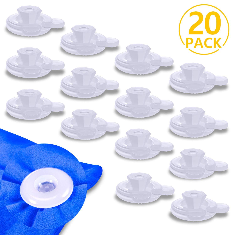 Clip Per Copripiumino.20pcs Clip Copripiumino In Plastica Rigida Pamiyo Clip Per