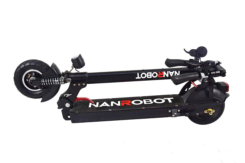 Amazon.com: NANROBOT X4 - Patinete eléctrico para adultos ...
