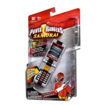 Power De Bandai Rangers Móvil 31592 Juguete Samurai W92YHDEI