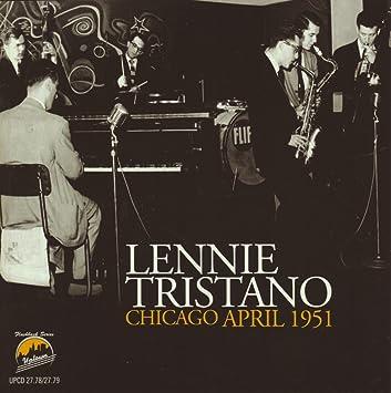 amazon chicago april 1951 lennie tristano モダンジャズ 音楽