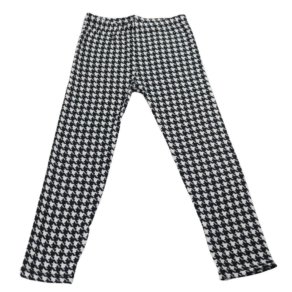 Girls Leggings Comfy Trousers Full Length Stretchable Toddler Kids Girls Pants GL-VAR