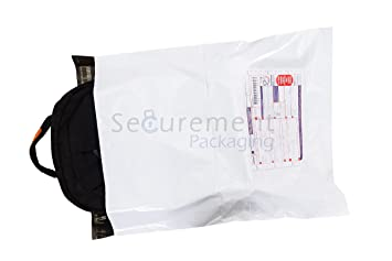 Securement POD Courier Bag Envelopes - 18 x 22 inch (100 pcs ... 100e85ebc6074