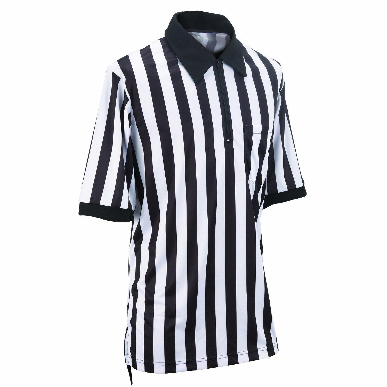 Adams Football Officials Short Sleeve Shirt New