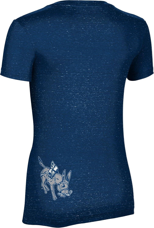 Heathered Colorado School of Mines University Girls Performance T-Shirt