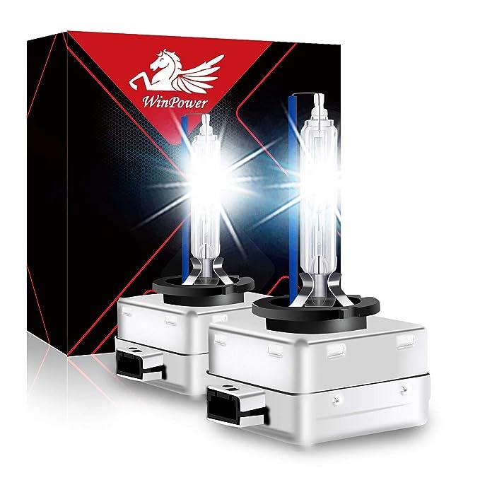 31 opinioni per Win Power 35W D1S D1R HID Allo Xeno Lampada di Ricambio 4300K 6000K 8000K per
