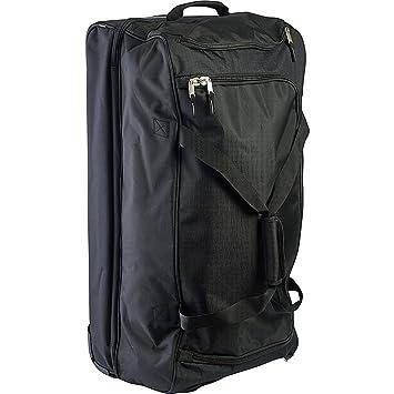 8a72e692f3 U.S. Polo Assn. Men s 30in Deluxe Rolling Duffle Bag